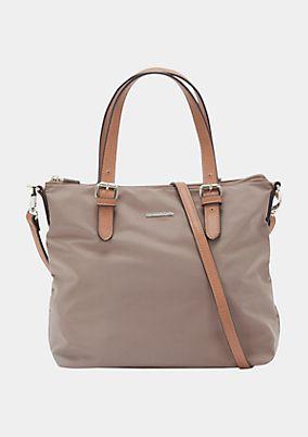 Kleine Shoppingbag aus Nylon