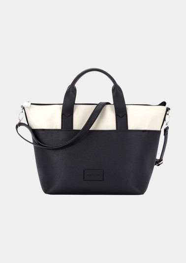 Shopper in Two Tone-Optik