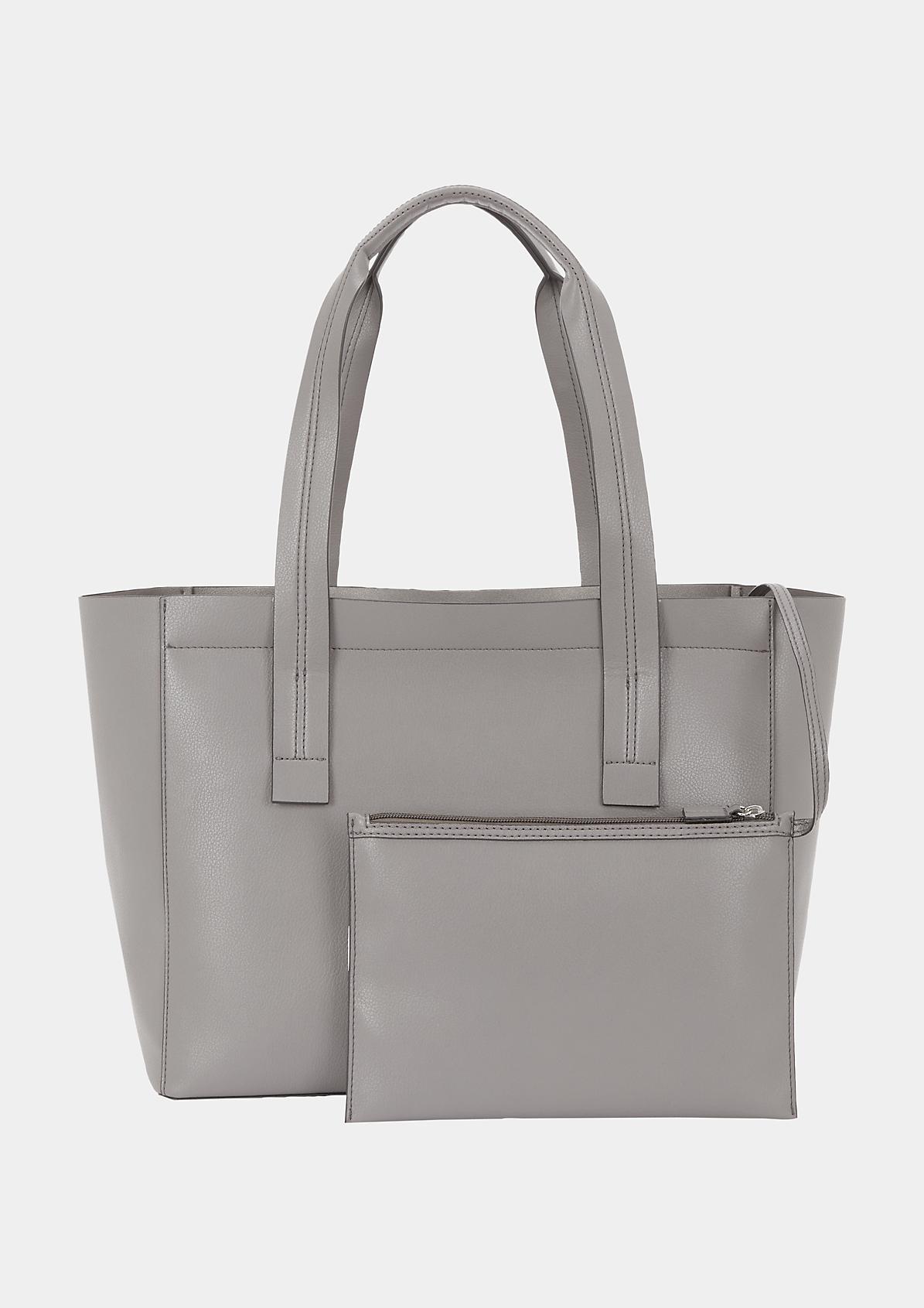 Große Shoppingbag mit Henkeln