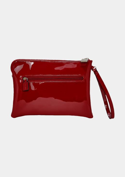 Elegante Handtasche in Lackoptik