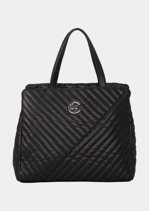 Handtasche mit edlen Steppungen
