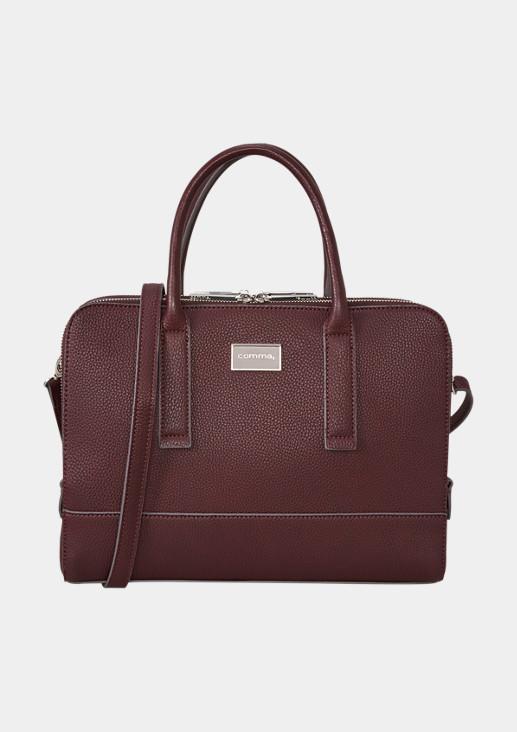 Handtasche mit abnehmbarem Trageriemen