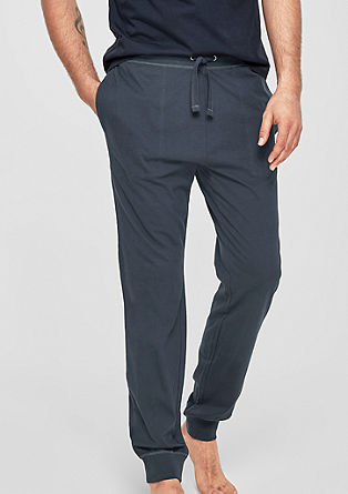 Homewear jersey trousers from s.Oliver