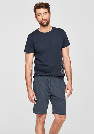 Homewear jersey Bermuda shorts from s.Oliver