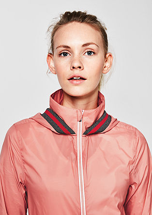 Ultra lightweight jacket from s.Oliver
