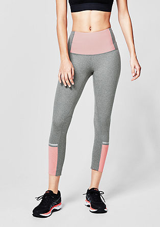Energy: 7/8-length sports tights from s.Oliver