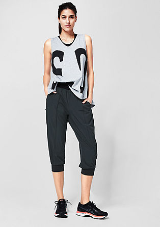 Casual 3/4-length trousers from s.Oliver