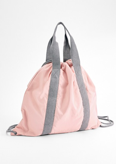 Lightweight gym bag from s.Oliver
