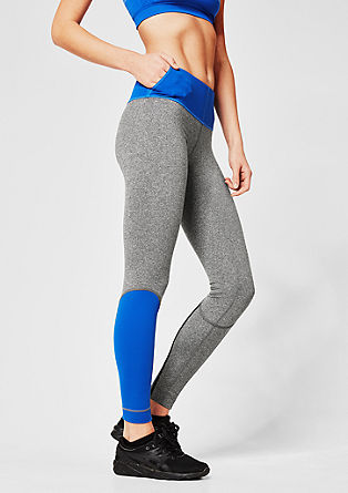 Training tights from s.Oliver
