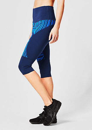 3/4-length sports tights from s.Oliver
