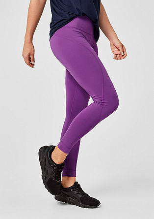 7/8-length sports tights  from s.Oliver