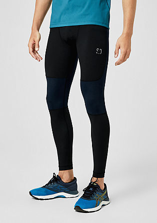 Men's sports tights from s.Oliver