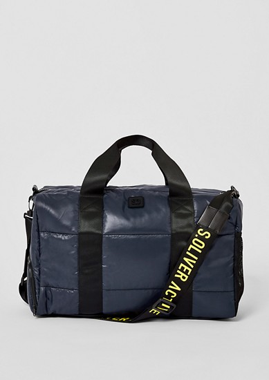 Lightly padded gym bag from s.Oliver