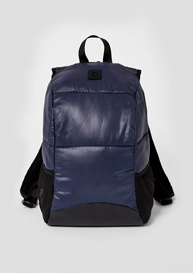 Sporty light backpack from s.Oliver