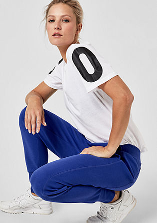 Sporty tracksuit bottoms from s.Oliver