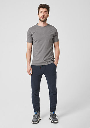 Functional T-shirt in stretch jersey from s.Oliver