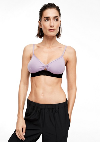 Low impact easy bra from s.Oliver