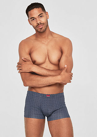 Pack of two microfibre boxer shorts from s.Oliver