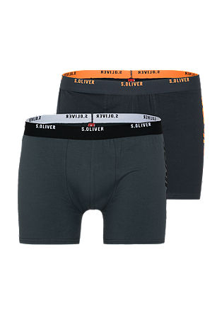 2er-Pack Big Size-Boxershorts