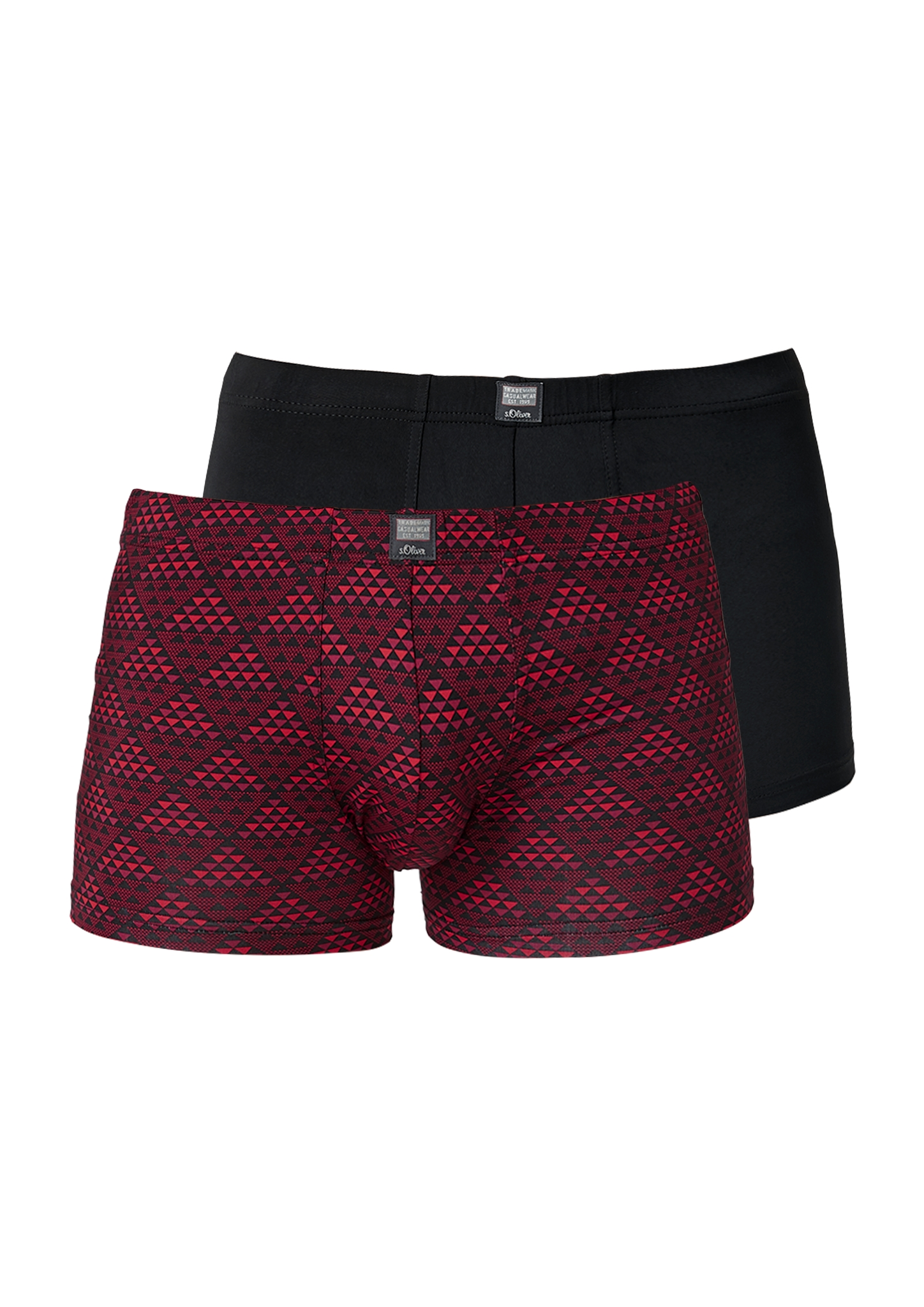 Boxershorts | Bekleidung > Wäsche > Boxershorts | Gelb | 45% polyamid -  45% polyester -  10% elasthan | s.Oliver