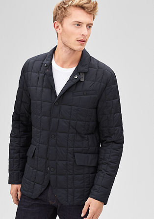 Lightweight quilted jacket in a tailored style from s.Oliver