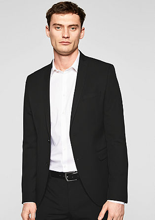 Cesano Slim: classic suit jacket from s.Oliver