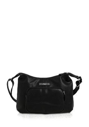 City Bag mit Außentasche
