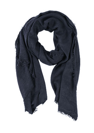 Soft, oversized scarf from s.Oliver