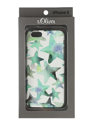 Smartphone case with stars from s.Oliver