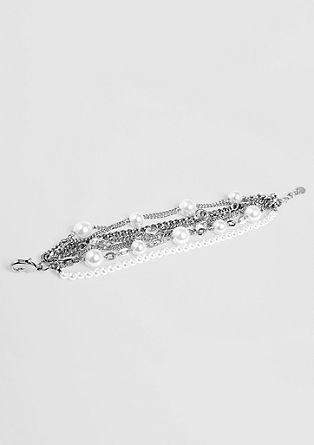 Multi-strand bracelet from s.Oliver