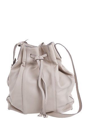Leather bucket bag from s.Oliver