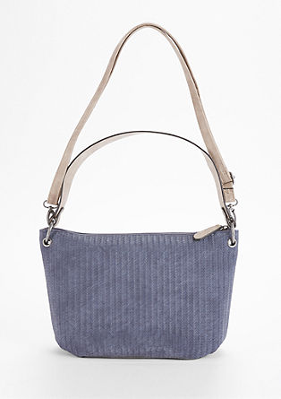 Hobo Bag in Flecht-Optik