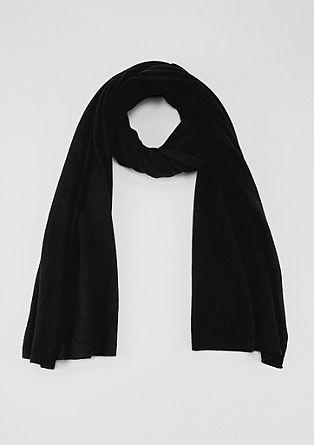 Heerlijk zachte sjaal met kasjmier