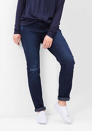 Regular: slim fit stretch jeans from s.Oliver