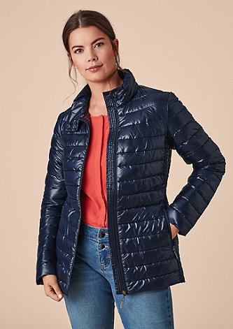 Sportive Light Down-Jacke