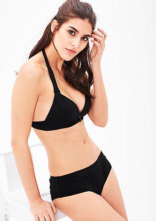 Bikini shorts in jacquard from s.Oliver
