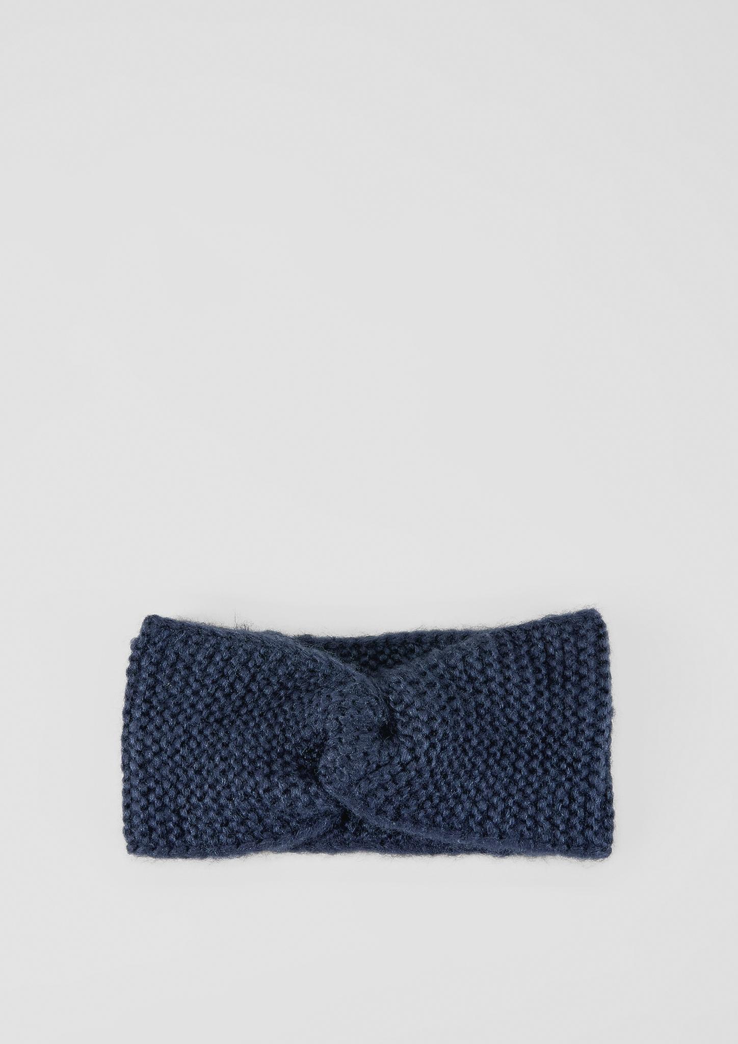 STIRNBAND | Accessoires > Mützen > Stirnbänder | Blau | 100% polyacryl | s.Oliver