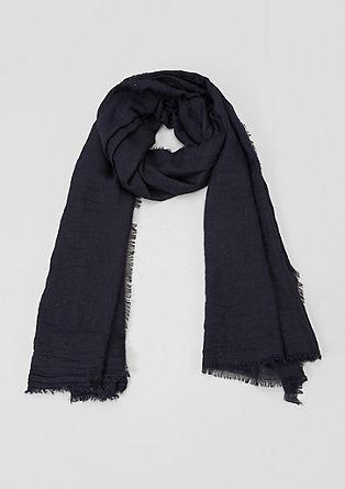 Sjaal met glitter, van een viscosemix
