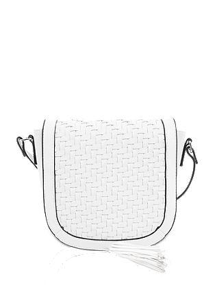 Mini Bag in Flecht-Optik
