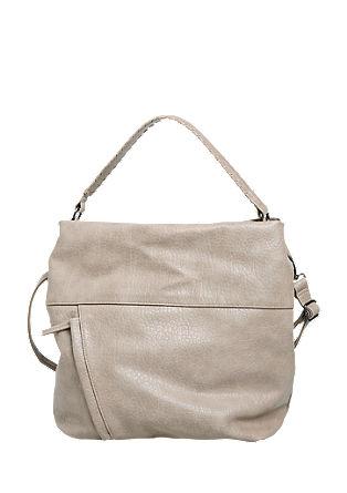 Knautschige Hobo Bag