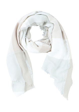 Webschalmit Karomuster