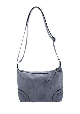 Středně velká kabelka s ozdobnou podsádkou