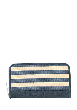 Purse with stripes from s.Oliver