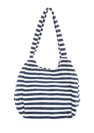 Stripy shopper from s.Oliver