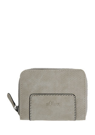 Portemonnaie mit Deko-Beleg