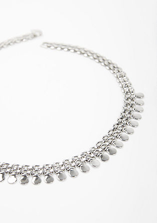 Curb chain necklace from s.Oliver