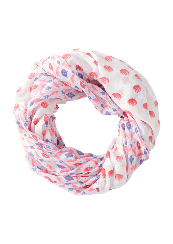 Loop | Accessoires > Schals & Tücher > Loops | Rot | 100% polyester | s.Oliver