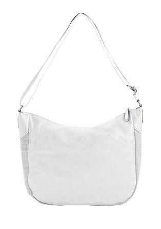 Shoulder Bag mit Lochmuster