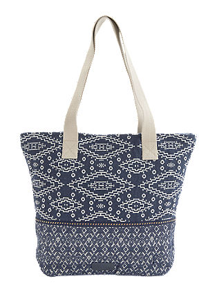 Shopper bag in a tribal look from s.Oliver