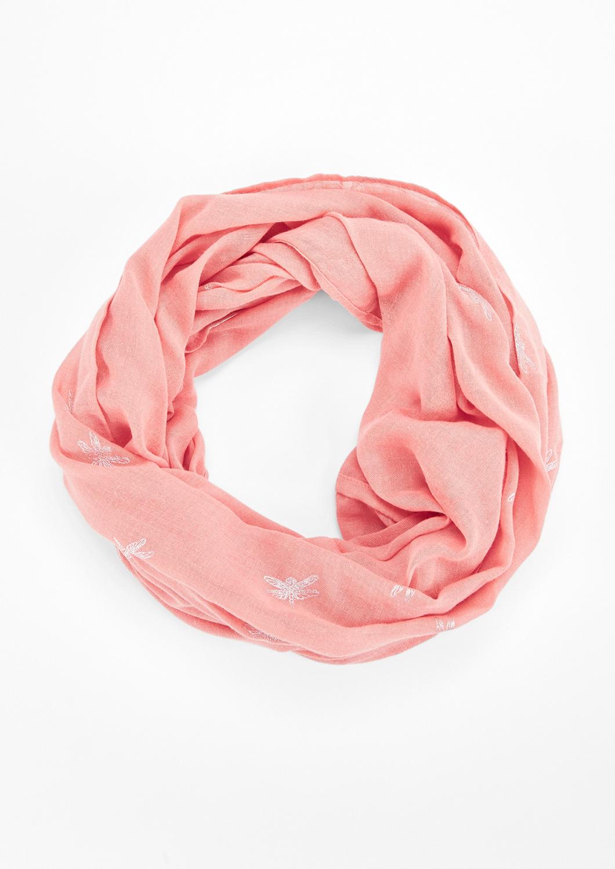 Loop | Accessoires > Schals & Tücher > Loops | Orange | 65% polyester -  35% viskose | s.Oliver
